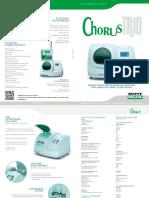 Chorus Broşür
