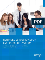 Managed Operations for Facets Based Systems