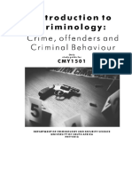 Cmy1501 Study Guide