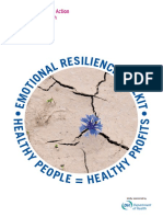 Emotional Resilience Tool in the Community