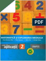 Matem Si Expl Mediului_Cls 2