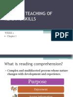 BEL3110 – TEACHING OF READING SKILLS_WEEK 1 (2017).pptx