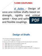 UNIT II SHAFTS AND COUPLINGS.ppt