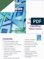 Bernal-metodología de la investigación