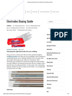Electrodes Buying Guide _ Industrial Product Buying Guide