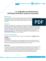 MTD-2052_Rev 01_Maintenance calibration and performance verification of Q7 instrument