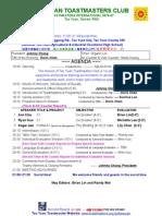 TTC 2007 Agenda0504