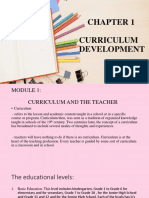 report-in-curriculum