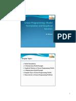 010 LP- Formulation & Graphical Methods (1)