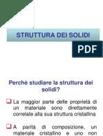 Slide 3 - I solidi parte 1