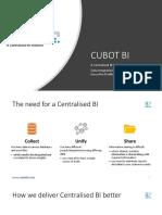 CUBOT BI -Corporate Presentation