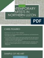 CONTEMPORARY REPORT
