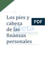 Los Pies y Cabeza de las Finanzas Personales