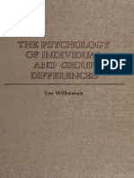 The psychology of individual and group dif - Willerman, Lee, 1939-.pdf