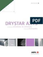 Drystar Axys Agfa Impresora