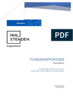 tussenrapportage 1