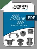 Ksw Catalogo Rolamentos Embreagem 2017