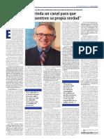 Nicolás Parra- Entrevista a David Hoffman