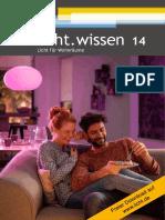 """licht.wissen 14 """"Licht für Wohnräume"""""""