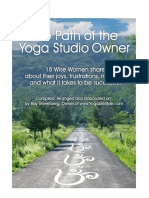 The Path Of The Yoga Studio Owner.pdf