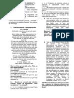Recuperação Paralela - Indústria cultural e cultura de massa.docx