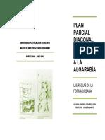 Plan Diagonal Mar de La Tradicion a La A