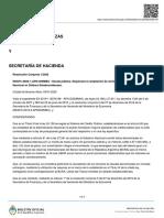 Resolución Conjunta 1/2020