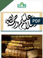 Kehujjahan Hadits 4 Madzhab-pptx.pptx
