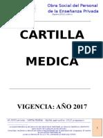 Cartilla Medica 2018