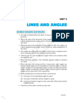 Class 7 Maths Ch Lines and Angles