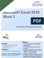 Excel 2010 N2