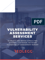 RedLegg_VulnerabilityAssessment_SampleReport