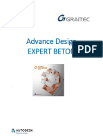 Advance Design Expert Beton