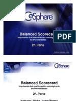 Curso II Balanced Scorecard
