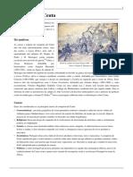 4- Conquista de Ceuta
