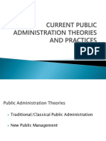 PUBLIC ADMINISTRATION THEORIES AND PRACTICES (2)