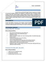 Zahed Updated Resume