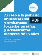 Acceso a La Justicia UNICEF ARG