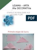 KUSUDAMA – ARTA FLORARĂ DECORATIVĂ.ppt