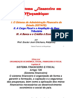 O Sistema Financeiro em Moçambique-1