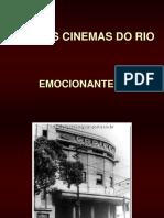 ANTIGOS CINEMAS DO RIO.pps