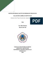 Proposal) Peranan Sistem Informasi Akuntansi Dalam Pengambilan Keputusan