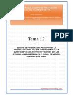 _Tema 12 - Los Funcionarios de la Administración de Justicia.pdf