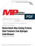 NOTA_Nickel-Cobalt Alloy Coating Protects Steel Fasteners from Hydrogen Embrittlement