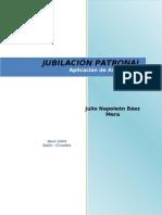 JUBILACION PATRONAL