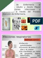Cuidados de enfermeria de enfermedades parasitarias e infecciosas  primera parte