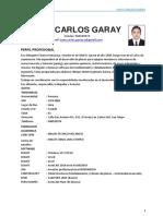 CV - Juan C Garay H