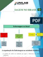 ENFERMAGEM NO BRASIL