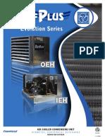 Ref Plus Condensing Unit Brochure