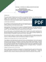 CUIDADOS IMPORTANTES PARA A CONSTRUÇÃO E OPERAÇÃO DE DUTOS SEGUROS